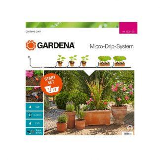 Комплект микрокаельного полива арт 13001 Gardena