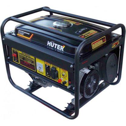 Генератор бензиновый DY4000L Huter