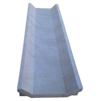 Лоток водоотводный полимерпесчаный 500х150х50 мм