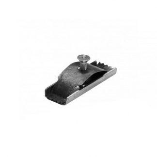 Крепеж для решетки DN100 A15; В125; С250 (черный)