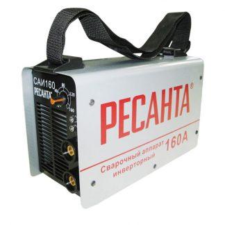 Аппарат cварочный инверторный САИ 160 Ресанта