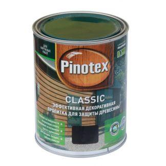 Декоративно-защитное средство для дерева Pinotex Classic Тик