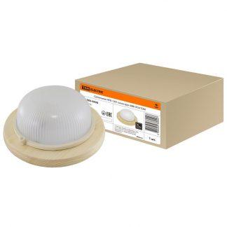Светильник НПБ1301 сосна круг 60Вт IP54 TDM