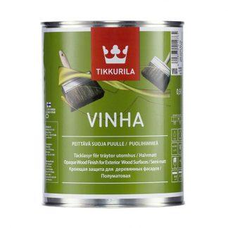 Антисептик кроющий Tikkurila VINHA VC полуматовый