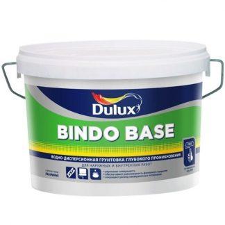 Грунтовка глубокого проникновения Dulux Bindo Base