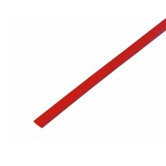Термоусадка красная 6