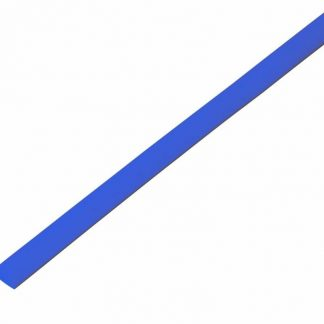 Термоусадка синяя 5