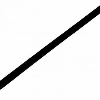 Термоусадка черная 4