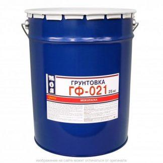 Грунт ГФ-021 красно-коричневый 25 кг
