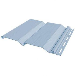 Сайдинг виниловый FineBer Standart Classic Color сирень 3660х205мм