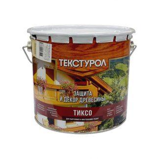 Средство для длительной защиты древесины Текстурол Тиксо Тик