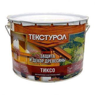 Средство для длительной защиты древесины Текстурол Тиксо б/цветный