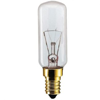 Лампа мини T25 Appl 40W E14 235V CL d25x86 PHILIPS Вытяжка