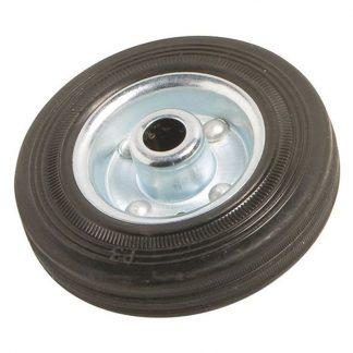 Колесо для хоз.тележки алюмин. D-140мм